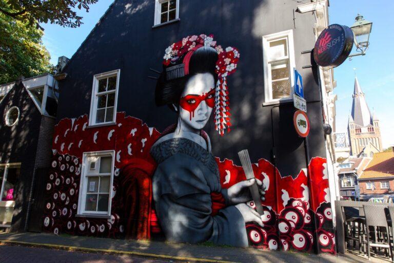 Street art tour Eindhoven